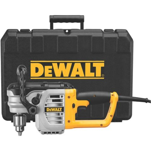 DEWALT 11A Stud and Joist Drill with E-Clutch and Bind-Up Control Systems, 1/2-in