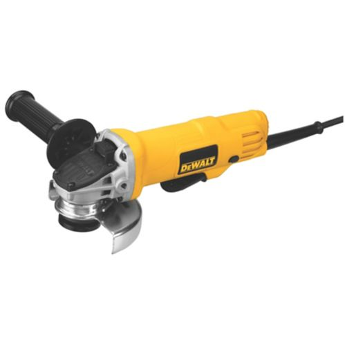 DEWALT 75A Paddle-Switch Angle Grinder, 4-1/2-in Product image