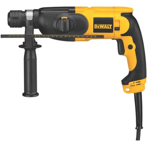 DEWALT 6A Compact Rotary Hammer Drill with SDS+, 7/8-in Product image