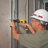 DEWALT 6A Compact Rotary Hammer Drill with SDS+, 7/8-in | Dewaltnull