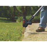 Black & Decker 40V MAX Li-ion High Performance Electric Grass Trimmer