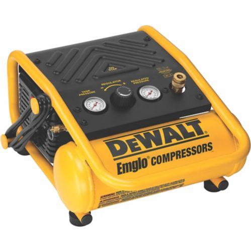 DEWALT 1 Gallon MAX Trim Air Compressor, 135-PSI Product image
