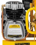 DEWALT 4 Gallon Continuous Electric Hand Carry Air Compressor, 11-hp | Dewaltnull