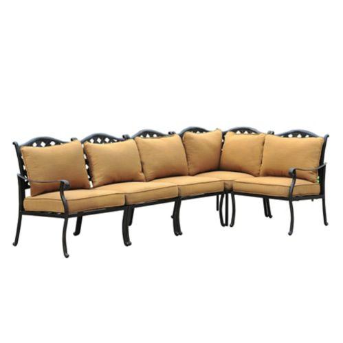 Sunjoy Regency Sectional Sofa Product image