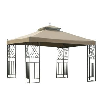 Sunjoy Cheney Gazebo, 10 x 12-ft | Canadian Tire