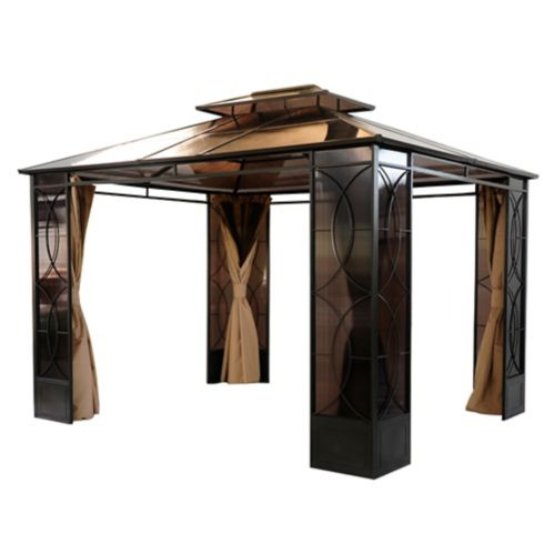 Sunjoy Solitudes Gazebo, 10 x 14-ft Product image