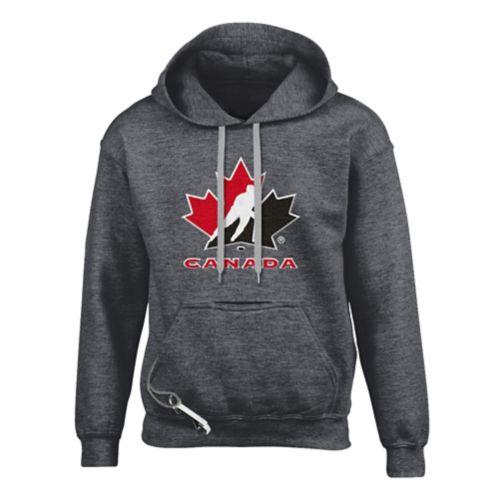 Chandail à capuchon Tailgate d'Équipe Canada Image de l'article