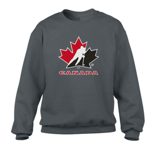 Team Canada Crew Neck Sweater