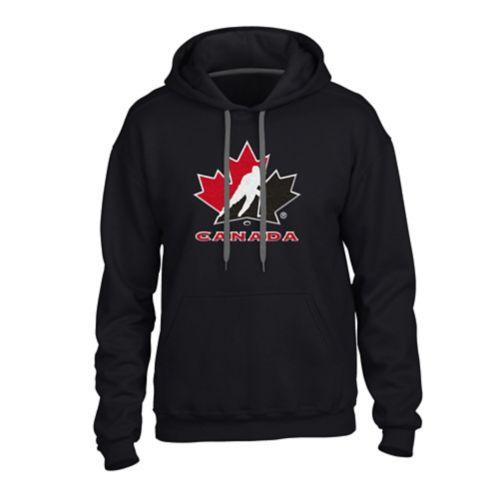 Team Canada Twill Hoody