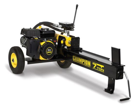 Champion 7-Ton Log Splitter Product image
