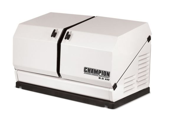 Champion Home Standby 8.5KW Generator with 50 Amp NEMA 1 Transfer Switch Product image
