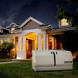 Champion Home Standby 8.5KW Generator with 50 Amp NEMA 1 Transfer Switch | Champion Pwr Equipnull
