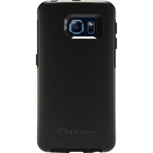 OtterBox Samsung Galaxy S6E Symmetry Black Case Product image