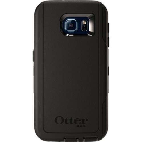 OtterBox Samsung Galaxy S6 Black Commuter Case Product image