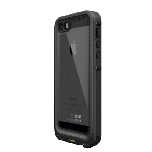 LifeProof iPhone 5/5S Black/Smoke Nuud Case Product image