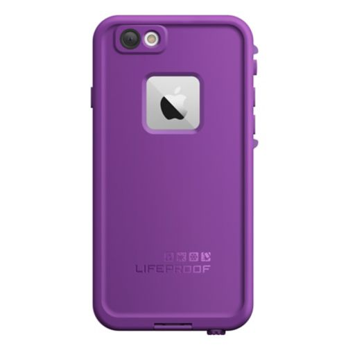 LifeProof iPhone 6 Dark Lilac/Lilac Fre Case Product image