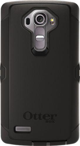 OtterBox LG G4 Black/Black Defender Case Product image