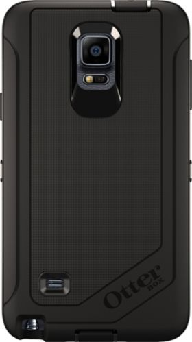 OtterBox Samsung Galaxy Note 4 Black Defender Case Product image