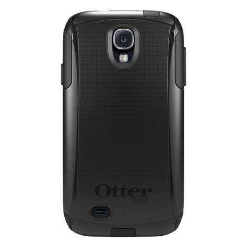 OtterBox Samsung Galaxy S4 Black Defender Case Product image
