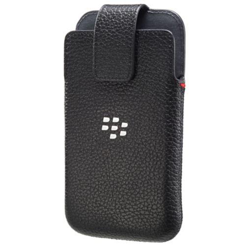 Étui en cuir OEM pour BlackBerry Classic