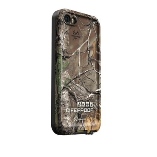 Étui LifeProof Fre pour iPhone 5 / 5S, camouflage Realtree