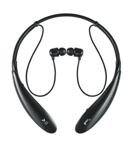 Casque d'écoute LG Black Tone Ultra avec technologie Bluetooth Image de l'article