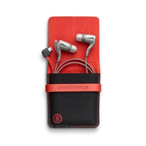 Plantronics Go 2.0 White Bluetooth Headset with Case