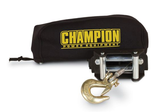Champion Power Equipment Winch Cover, 3000-lb