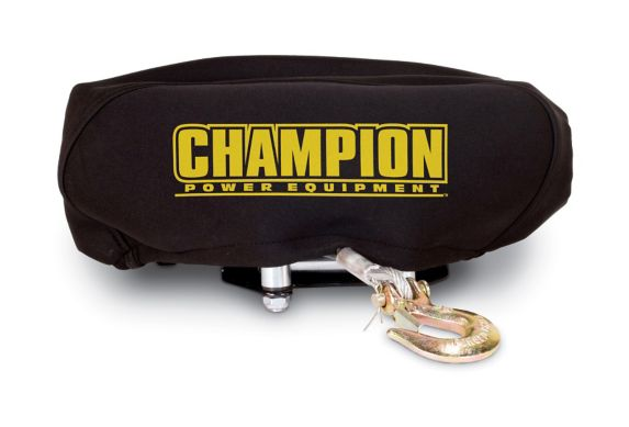 Champion Power Equipment Winch Cover, 4500-lb Product image