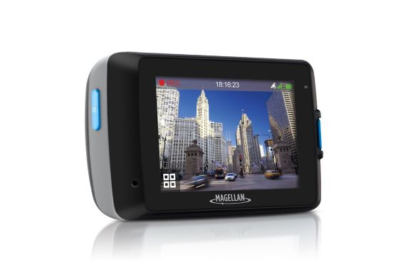 Magellan MiVue 638 Dash Camera, 2.4-in Product image