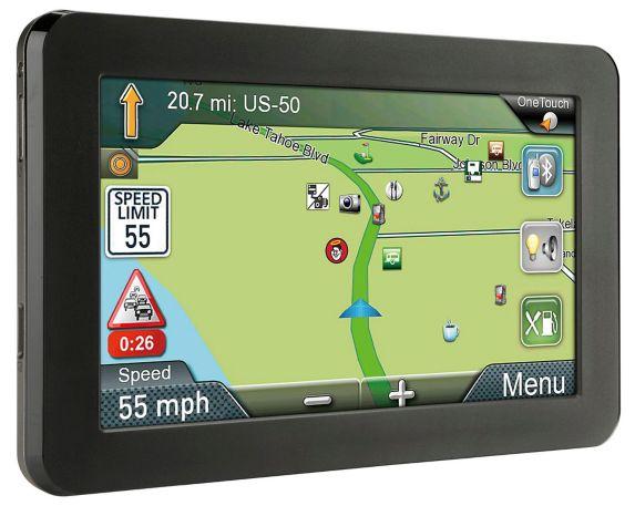 Magellan RV9365T-LMB Car GPS, 7-in Product image