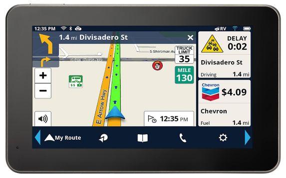 Magellan RV9490T-LMB Car GPS, 7-in