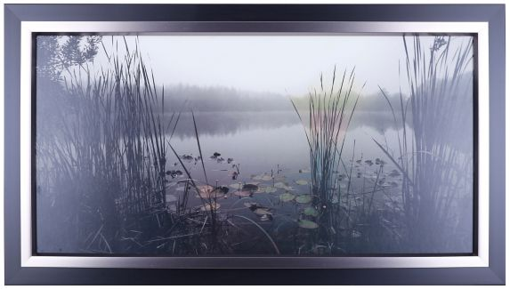 Images 2000 Inc Calm Lake Framed Canvas, 22 x 40.25-in Product image