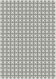 Korhani Vintage Motif Rug, White, 5 x 7-ft | Nationalnull