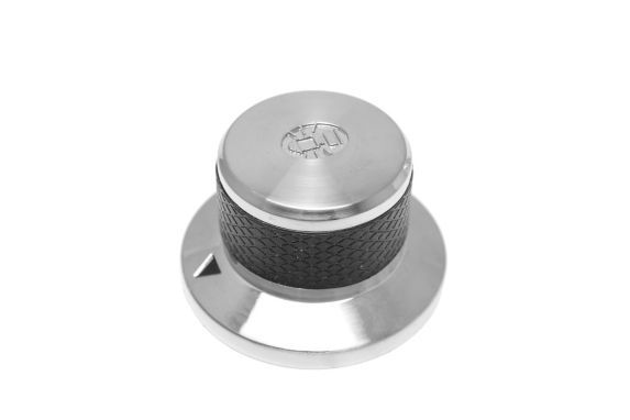 Coleman Chrome Plated Control Knob, 3.2 x 3.2 x 2-in