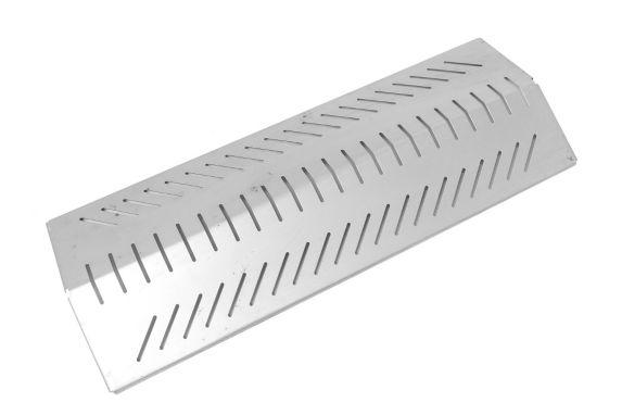 Plaque chauffante en aluminium MASTER Chef, 49 x 18 x 4 cm