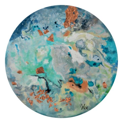 Renwil Zenith Wall Art, 27 x 27 x 1.5-in Product image