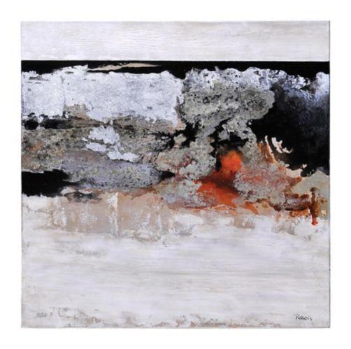 Art mural sur toile Renwil Reflections, 40 x 40 x 1,5 po Image de l'article
