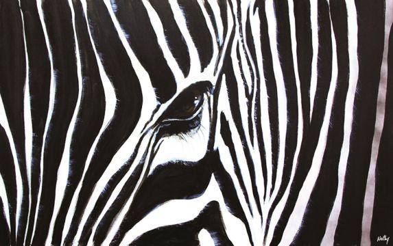 Renwil Kenyan Mare Canvas Wall Art, 48 x 30 x 1.5-in