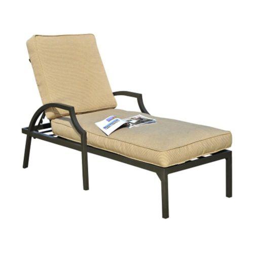 Chaise longue Sunjoy Belthorne, 58 x 26 x 42 po Image de l'article