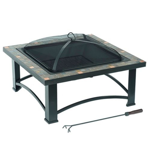 Sunjoy Outdoor Fire Pit, 30-in Product image