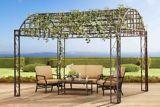 Pavillon de jardin Sunjoy Sunset, 143,7 x 118 x 114 po | Sunjoynull