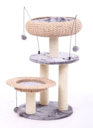 PetPals Eco-Friendly Cat Tree, 30-in Product image