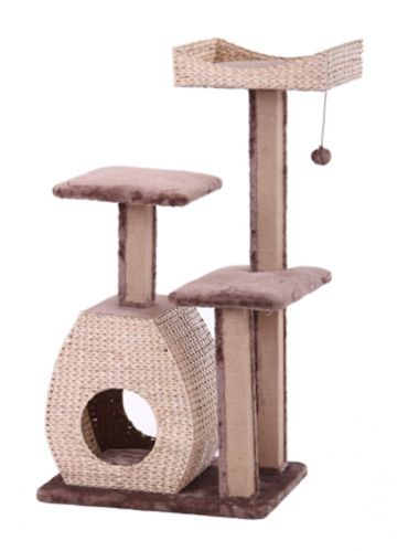 Petpals Bungalow Cat Tree 48 In Canadian Tire