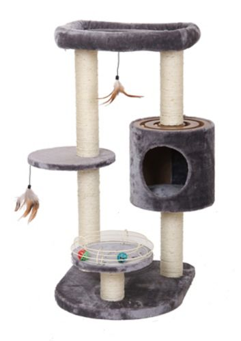 PetPals Infinity Cat Tree, 40-in Product image