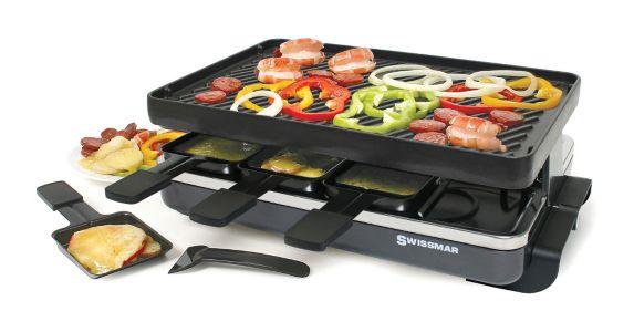Appareil à raclette Swissmar Classic pour 8 personnes