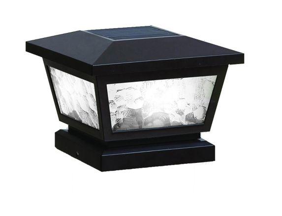Classy Caps Fairmount Post Light, 2-pk