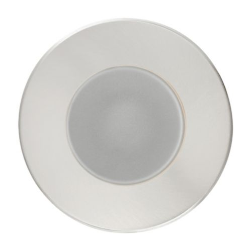 Globe Recessed Lights, Brushed Nickel, 4-in, 10-pk Product image