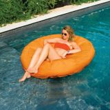 Blue Wave Circular Float Lounger | Swimlinenull
