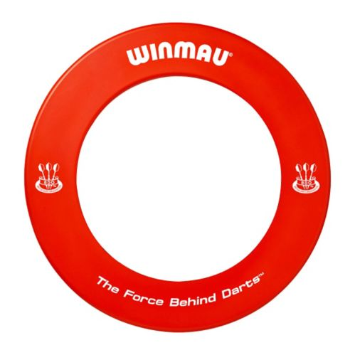Winmau Red Dartboard Surround, Red Product image